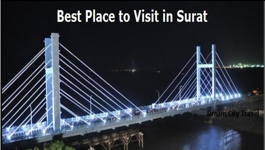 Best Places in Surat