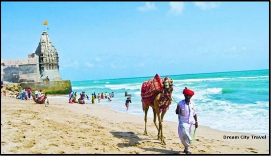 Dumas Beach in Surat - 1st in Top 10 Best Places in Surat