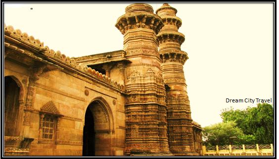 Jhulta Minara - Best Places in Ahmedabad