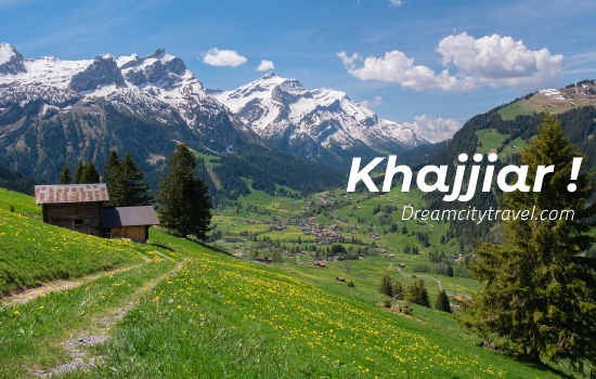 Khajjiar - Best places to visit in india