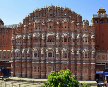 Jaipur : The Pink City of India