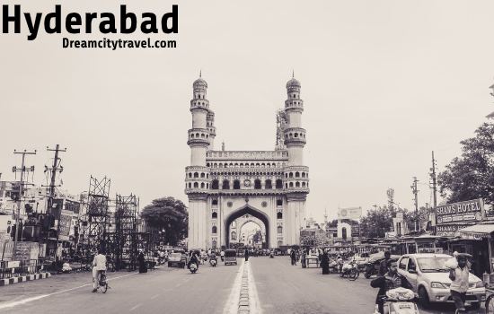 Hyderabad - Best places to visit in india