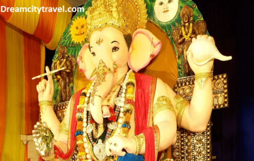 Best Places To Celebrate Ganesh Chaturthi in Hubli - tallest Ganpati in Hubli