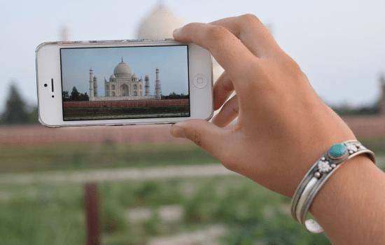 Taj Mahal Best Image