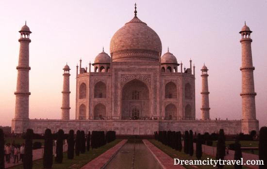 Taj Mahal Information Image