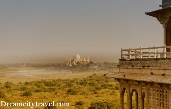 Taj Mahal Height - History Image