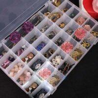 Multipurpose Jewelry Organizer Storage Box
