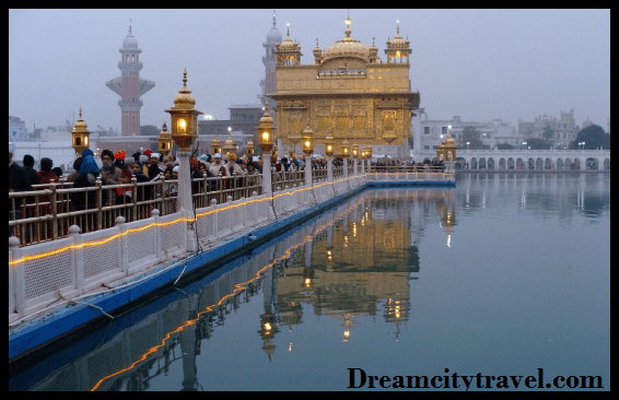 Amritsar - Best places to visit in Diwali