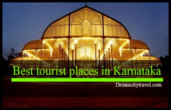 Best tourist places in Karnataka