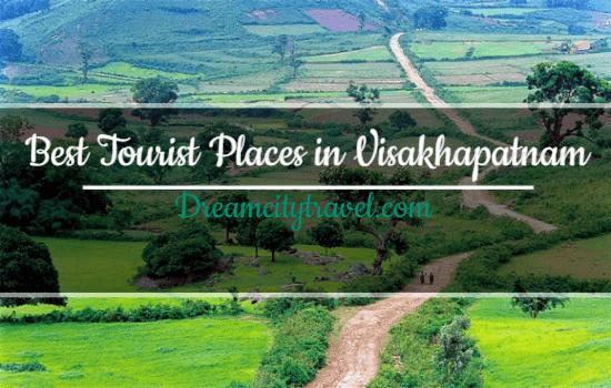 Best Tourist Places in Visakhapatnam
