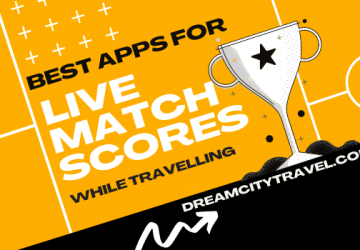 Best Apps Live match scores while travelling