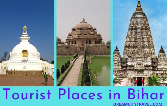 Tourist Places in Bihar