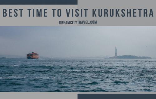 Best Time To Visit Kurukshetra