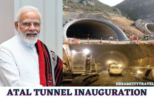 Atal Tunnel Inauguration